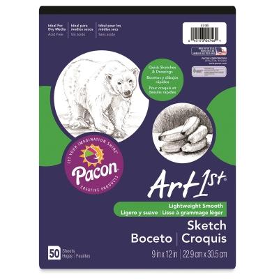 Sketch Pad, 50 Sheets