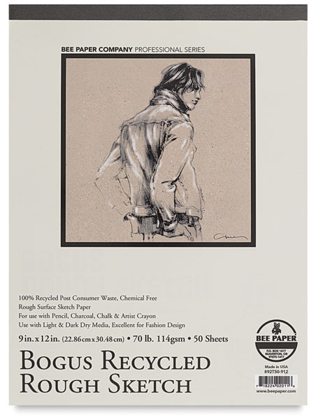 Bogus Sketch Pad, 50 Sheets