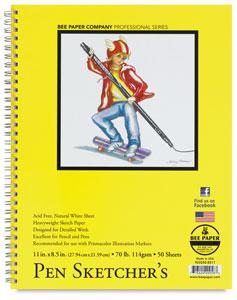 Pen Sketcher's Pad, Portrait