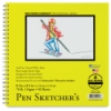 Pen Sketcher's Pad, 50 Sheets