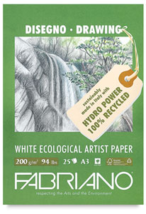 Ecological Artist Drawing Pad