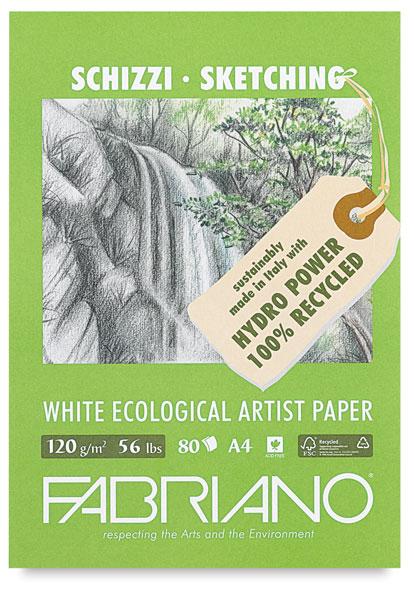Ecological Artist Sketch Pad