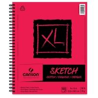 """Side Wirebound Sketch Pad, 12"""" x 9"""""""