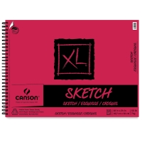 Wirebound Sketch Pad, 50 Sheets
