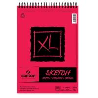 Wirebound Sketch Pad, 100 Sheets