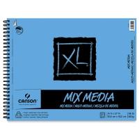 """Mix Media Pad, 14"""" × 17"""","""
