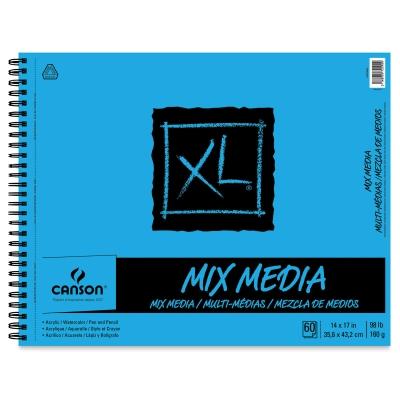 """Mix Media Pad, 14"""" × 17"""""""
