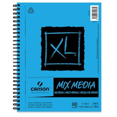 "11X14/"" 11x14/"" Canson XL Series Mix Media Pads"
