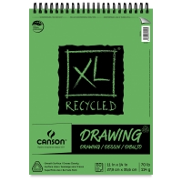 Canson XL Recycled Drawing Pads
