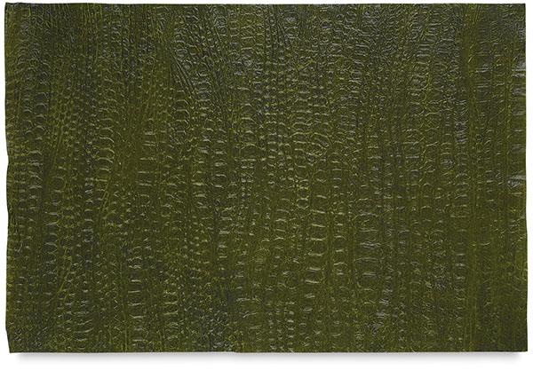 Crocodile Paper, Antique Green