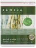 Bamboo Paper Pad, 25 Sheets