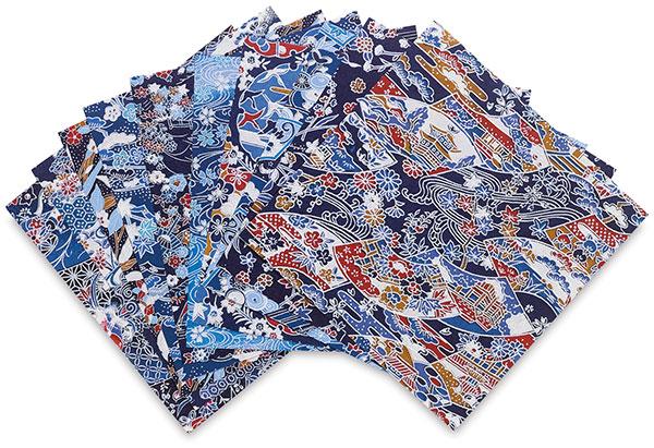 Blue, 10 sheets