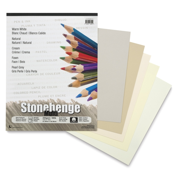 Multi Pad, 15 Sheets