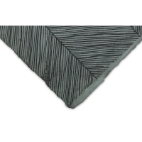 Herringbone (Black and Slate)