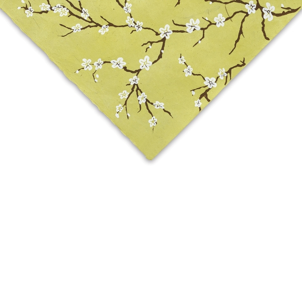 Peach Blossom (Yellow)