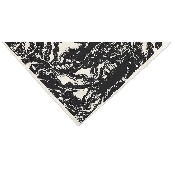 Retro Wave (Black and Cream)