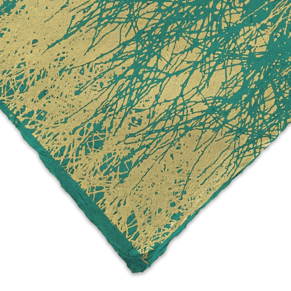 Branches (Gold and Dark Green)