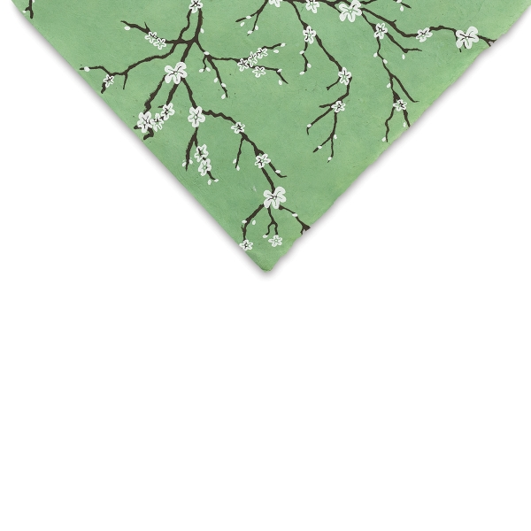 Peach Blossom (Green)