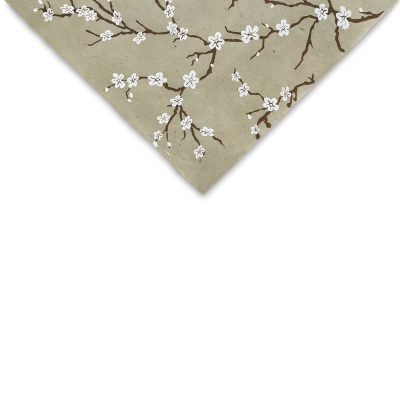 Peach Blossom (Brown)