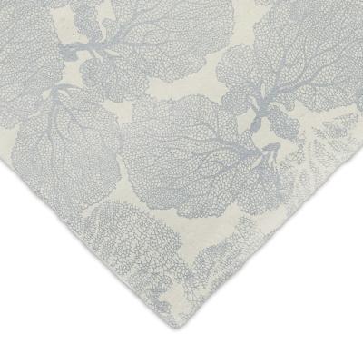 Coral (Silver and Cream)
