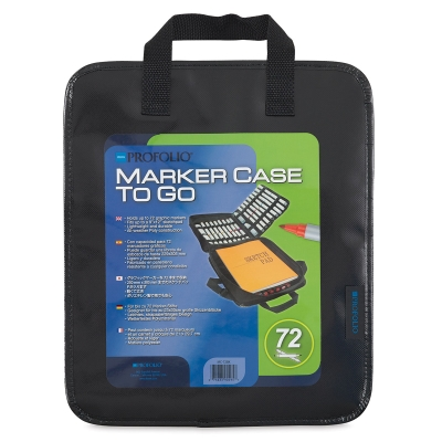 Profolio Marker Case for 72 Markers