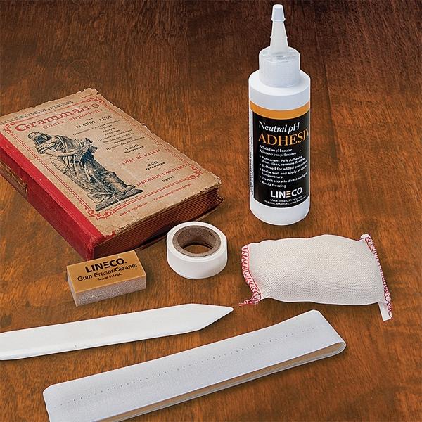 Lineco Book Repair Kit
