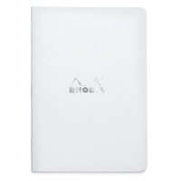 Lined Notebook, Ice
