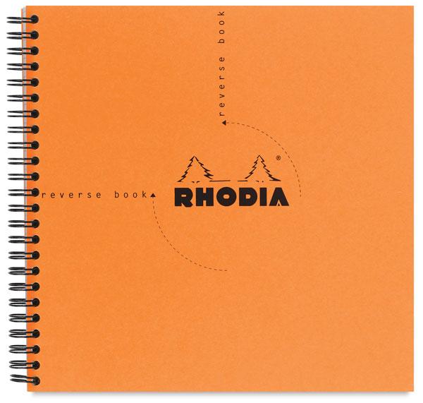 Reverse Book, Orange