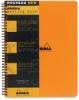 Meeting Book, Orange
