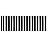 Black and White Stripe