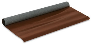 Leather Book Cloth, Brown