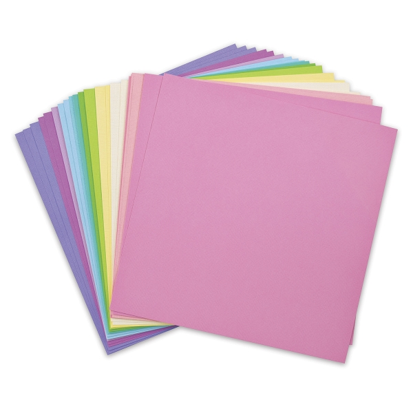 Spring Colors, Pkg of 60 Sheets
