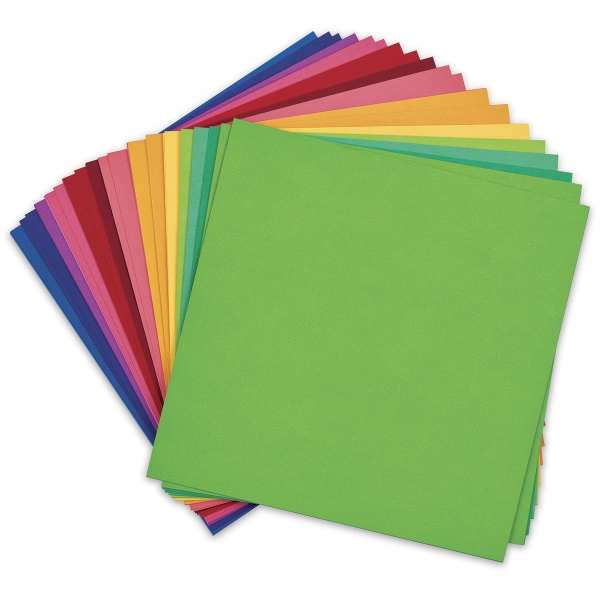 Summer Colors, Pkg of 60 Sheets