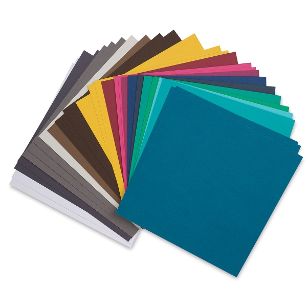 Jewel Colors, Pkg of 60 Sheets