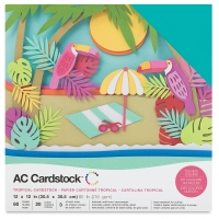 Tropical Colors, Pkg of 60 Sheets