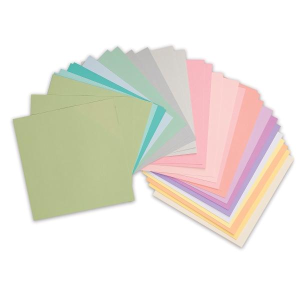 Pastel Colors, Pkg of 60 Sheets