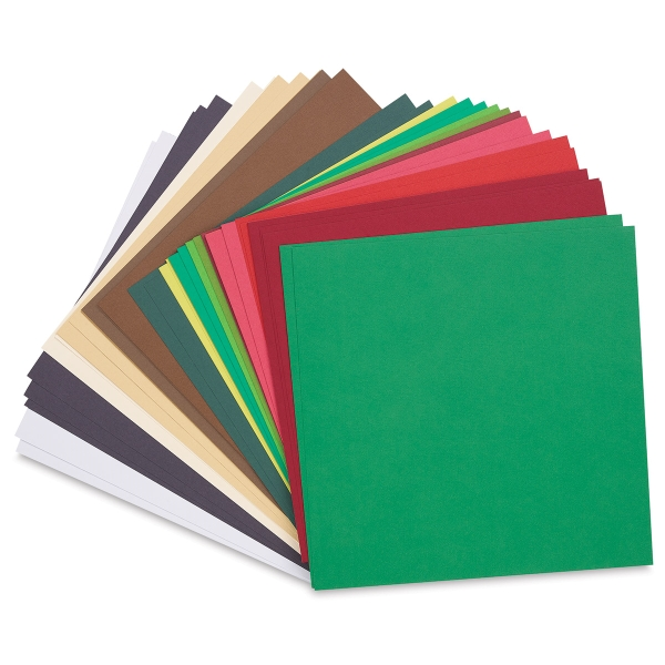 Christmas Colors, Pkg of 60 Sheets