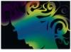 Sample Artwork, Multicolor Scratchboard