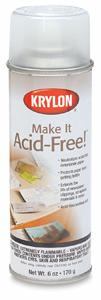 Acid-Free Spray