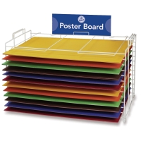 Vertical/Horizontal Board Rack