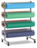 Portable Rola-Rack Paper Roll Cutters