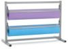 Standing Paper Rack, 2-Roll Unit