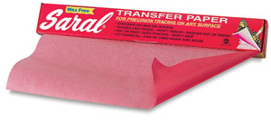 Transfer Paper, Roll