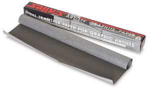 sally s graphite transfer paper blick art materials