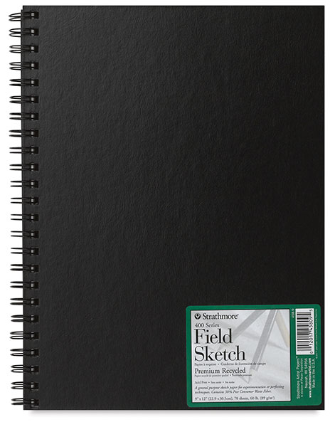 400 Series Field Sketch Book, 70 Sheets