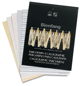 Assorted 50-Sheet Pad