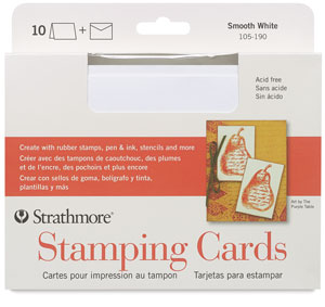 Greeting, Stamping Card