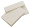 Announcement, Box of 10 (Ivory/Ivory)