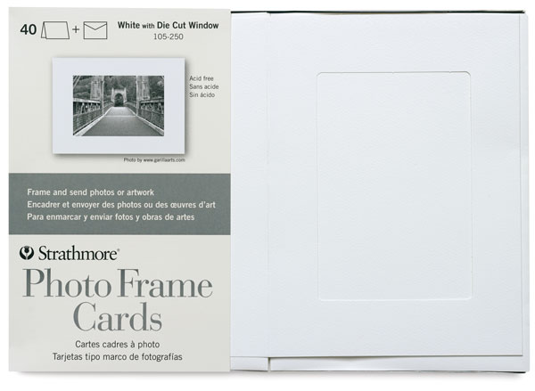 Strathmore Photo Mount And Photo Frame Cards Blick Art Materials