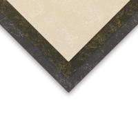 Crescent Decorative Faux Marble Matboard